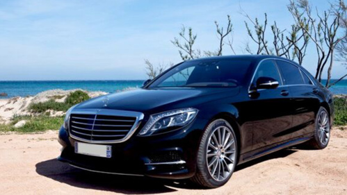 Mercedes Class S 350 - 3 personnes  - 2/3 bagages - Mariani Limousines